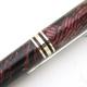 Conway Stewart No.34 Pencil Red Hatch MBL   コンウェイ・スチュワート