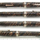 Conway Stewart No.58 & 33 Pencil Tiger Eye Set | コンウェイ・スチュワート