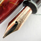 Conway Stewart 85L Red Pearl&Gold Vine MBL | コンウェイ・スチュワート
