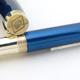 Conway Stewart Silver Duro Blue | コンウェイ・スチュワート