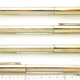 Montblanc 104 Pix-O-mat Gold Filled 4color Ball Point  | モンブラン