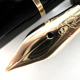 Montblanc 124 Masterpiece 12 Facet Black Danish | モンブラン