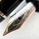 Montblanc 142G Meisterstuck Black 50s | モンブラン