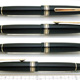 Montblanc 144.G Meisterstuck Black 50s | モンブラン