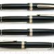 Montblanc 144 Meisterstuck Black 50s | モンブラン