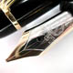 Montblanc 146 Meisterstuck Black Early Type | モンブラン