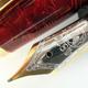 Montblanc 146 Meisterstuck Solitaire Rouge Enamel Prototype   モンブラン