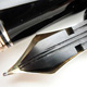 Montblanc 149.G Meisterstuck 50s Super Long Window  | Montblanc L139G Meisterstuck 585 Solid Gold Clip