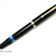Montblanc 3-42G Black Blue Cap Top | モンブラン