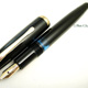 Montblanc 344 Black Blue Cap Top | モンブラン