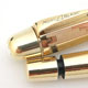 Montblanc No.4 Push Knob Filler 585 Solid Gold | モンブラン