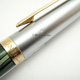 Montblanc 672 Pix Pencil Silvre/Green Striated | モンブラン