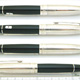 Montblanc Meisterstuck Solitaire Doue Silver Barley | モンブラン