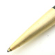 Montblanc Ball Pix Ball Point Mat Black&Gold Trim | モンブラン