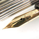 Diplomat No.4 Safety 900 Silver Pin Stripe by Montblanc | ディプロマット