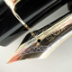 Montblanc L139G Meisterstuck 585 Solid Gold Clip   モンブラン