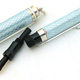 Edward Todd Solid Silver&Sky Blue Enamel Eye Dropper | エドワード・トッド