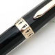 Eversharp Dric Black Lever Filler #7 Adjustable nib | エバーシャープ