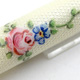Floral Enamel Sterling Silver Propelling Pencil | No Brand