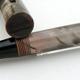 LeBouef 4 Lever Filler Buffalo Horn MBL | ル・ボーフ