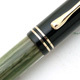 Pelikan 100 Black/Pale Green MBL 2nd Generation  | ペリカン