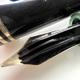 Pelikan 100 Black/Grey Pearl MBL | ペリカン