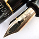 Pelikan 100N Black/Grey MBL Single Band | ペリカン