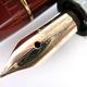Pelikan 101N Red/Tortoise Shell Magnum Emege | ペリカン