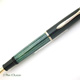 Pelikan 140 Black/Green Stripe Steno | ペリカン
