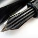 Pelikan 400 Black/Grey Pearl Stripe   ペリカン
