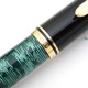 Pelikan M400 Black/Green Pearl Ring Prototype | ペリカン