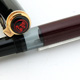 Pelikan M400 Black/Red Prototype Red Logo | ペリカン