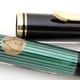 Pelikan M600 Black/Green Early 5-Ring | ペリカン