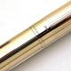 Seaffer Snorkel Masterpiece 14k Solid Gold | シェーファー