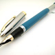 Sheaffer Statesman Snorkel Steel/Pastel Blue | シェーファー