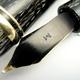 Soennecken 111 Extra Black&Silver Herringbone | ゾェーネケン