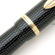 Soennecken 222 Superior Black&Silver Lizard | ゾェーネケン