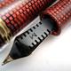 Soennecken 222 Superior Red Lizard  | ゾェーネケン