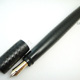 Waterman 48 Safety Filler Chaced Black Hard Rubber | ウォーターマン