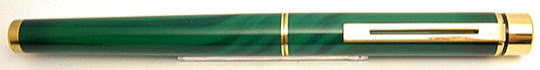 Sheaffer Targa Green Marble Laque