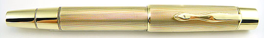 Montblanc 134 Meisterstück 585 Solid Gold