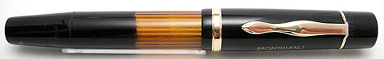 Montblanc 136 Meisterstuck Early PATENT ANGEM
