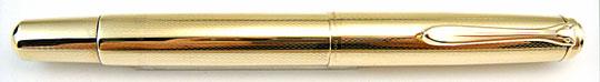 Pelikan 520N Rolled Gold