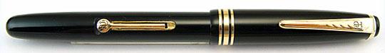 Onoto Lever Pen Black