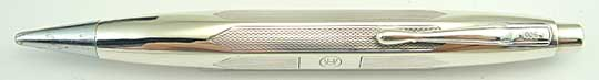 Montblanc No.750 Design 1 Pix 900 Silver