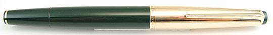 Montblanc 74 Meisterstück Green