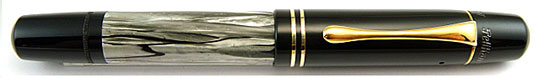 Pelikan 100N Black/Gray MBL Early