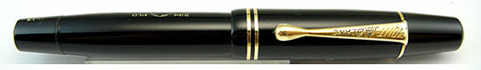 Montblanc 221 Black Push Button Filler