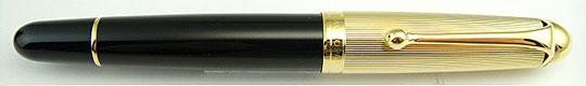 Aurora 88 Classic Gold Plate Cap 801