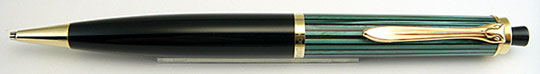 Pelikan 350(450) Pencil Green Stripe